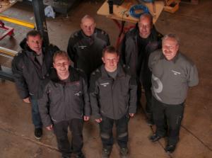 Frank Bruhn team