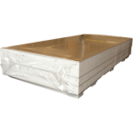 Horizontal stretch packaging item 13 - Gypsum boards