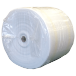 "Horizontal stretch packaging item 6 - Large roll ""eye to wall"" textile/cloth material"