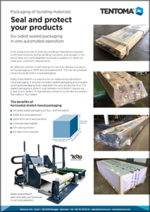 Packaging and protection of building materials