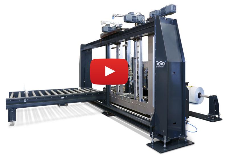 RoRo StretchPack XL machines®